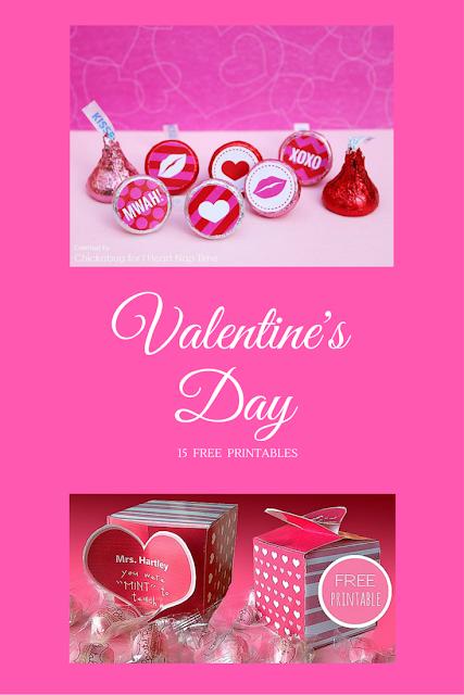 Mommy Blog Expert Isaiah Mustafa Spice Boys Videos: MOMMY BLOG EXPERT: 15 Free Valentines Day Printables DIY