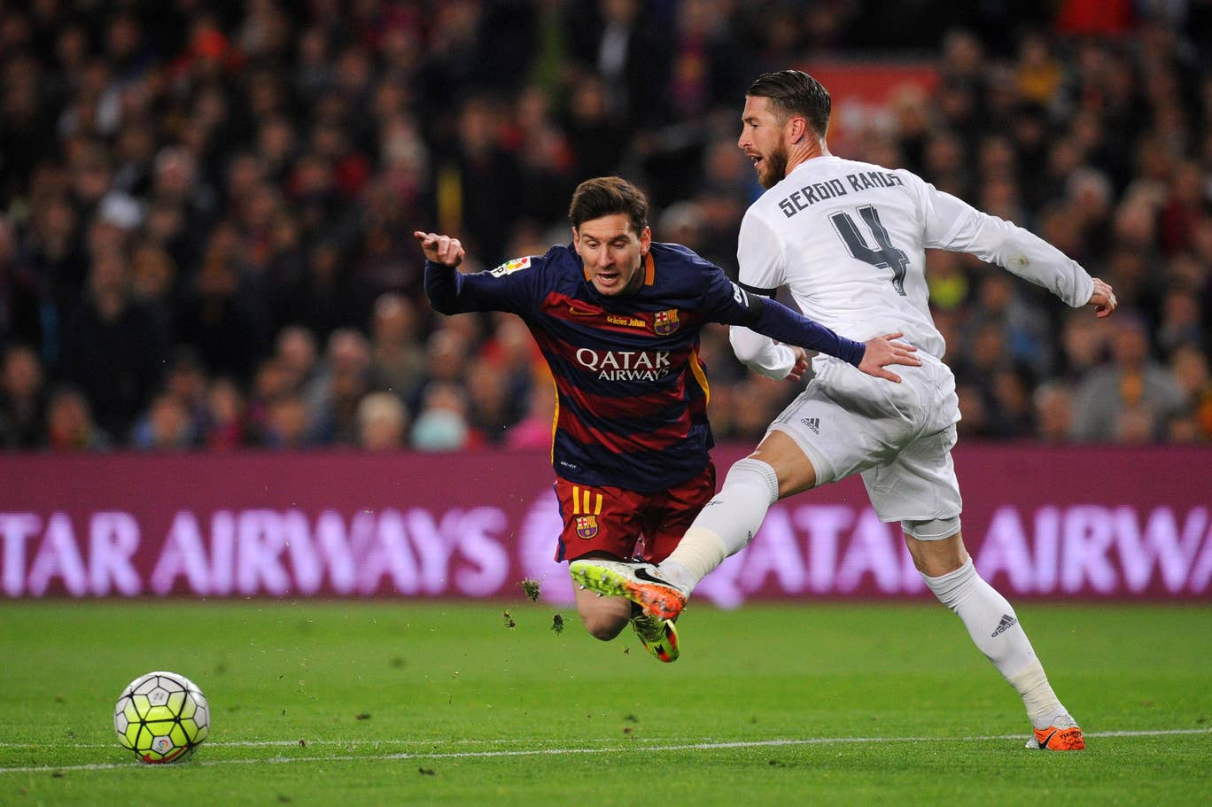 Real Madrid and Barcelona: Reveal the time and date of the Clásico match
