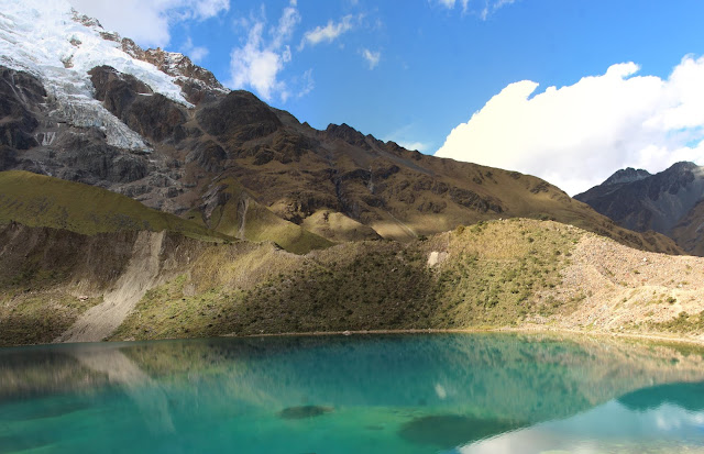 Salkantay Trek – Humantay Lake