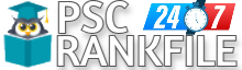 PSC Rankfile 24/7 | More Information, More Mark