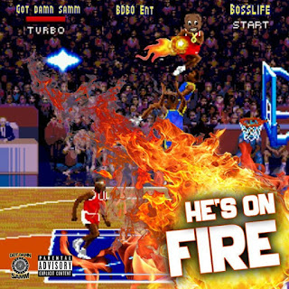 Dj Young Samm - He's On Fire