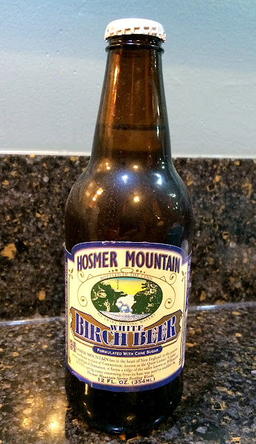Hosmer Mountain White Birch Beer