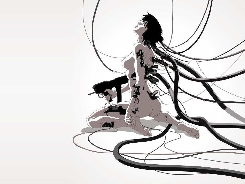 Ghost in the Shell BD Subtitle Indonesia