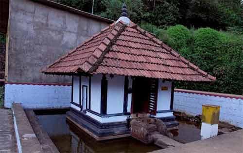 Thrissilery Shiva Temple - Jala Durga