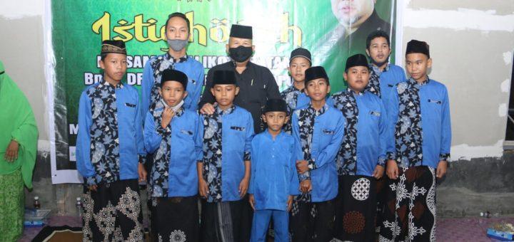 Hadiri Istighosah,  Pjs Walikota Batam Ajak Santri dan Masyarakat Untuk Berdoa Agar Pandemi Covid-19 Berakhir