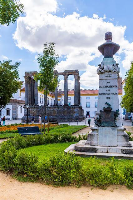 Blog Apaixonados por Viagens - Alentejo - Portugal - Vestígios Romanos