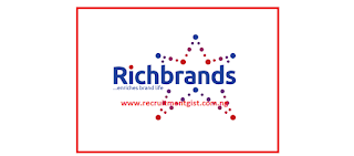 2018/2019 Richbrands Group Fresh Job Recruitment 2018 (Four Positions)