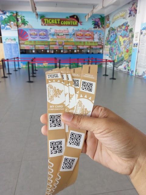 Jom bawa anak anak ke Bangi Wonderland Theme Park
