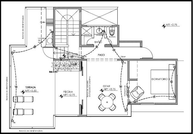 Casas de Playa - Instalaciones Eléctricas