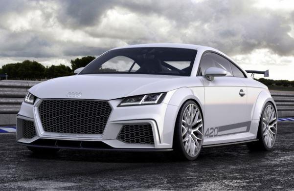2017 Audi TT S Line Competition Reviews