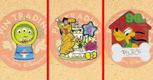 Pin Trading, 徽章交換, 徽章交換嘉年華, Pin Trading Carnival, Disney, Disney Parks, HKDL, HK Disneyland, 香港迪士尼樂園度假區, Hong Kong Disneyland Resort, Believe In Magic, 心信奇妙, Online