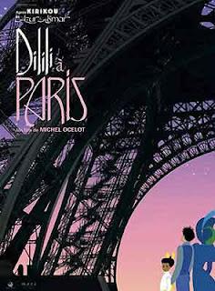 Dilili à Paris de Michel Ocelot