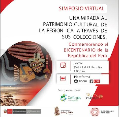 Una mirada al Patrimonio Cultural de la región Ica, a través de sus colecciones