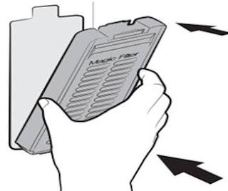 كيفية تنظيف فلتر الغسالة الفوق اتوماتيك 2