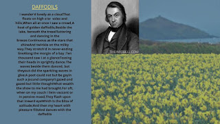 The Daffodils by William Wordsworth , Class: 7, Lesson: 5, Assam, English, Questions And Answers, Full Notes