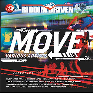 Le Riddim Dancehall : Move Riddim (2005)