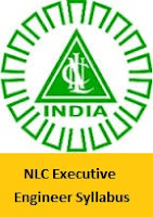 NLC Executive Engineer Syllabus