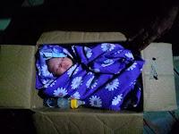 Heboh, Warga Ujungloe Minasatene Temukan Bayi Yang Tega Dibuang Ibu Kandungnya