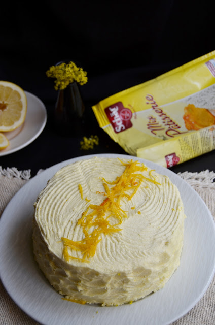 Tort Alba ca Zapada (fara gluten)