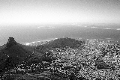 Cape Town, South Africa, Robben Island. Lions Head