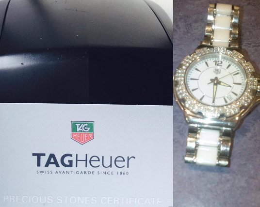 Tag Heuer Women Wristwatch Limited Edition