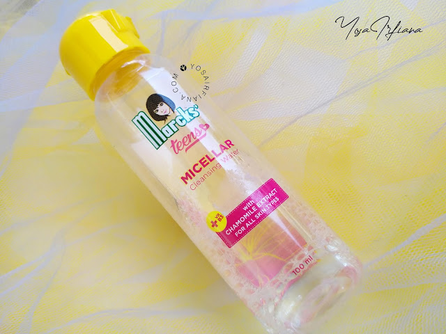 MARCKS' MICELLAR CLEANSING WATER