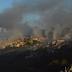 Χαμένη στους καπνούς από το ψήσιμο των αρνιών η Αράχωβα [εικόνες]