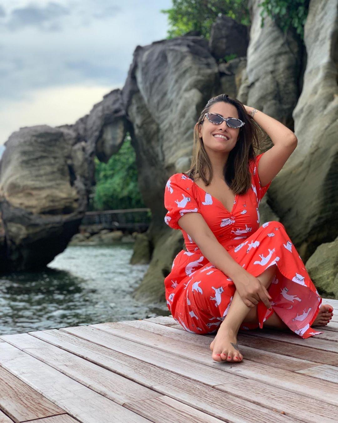 Anita Hassanandani Latest Images