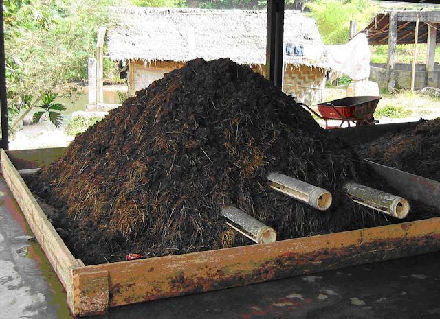 Teknologi Penemuan Kompos Organik