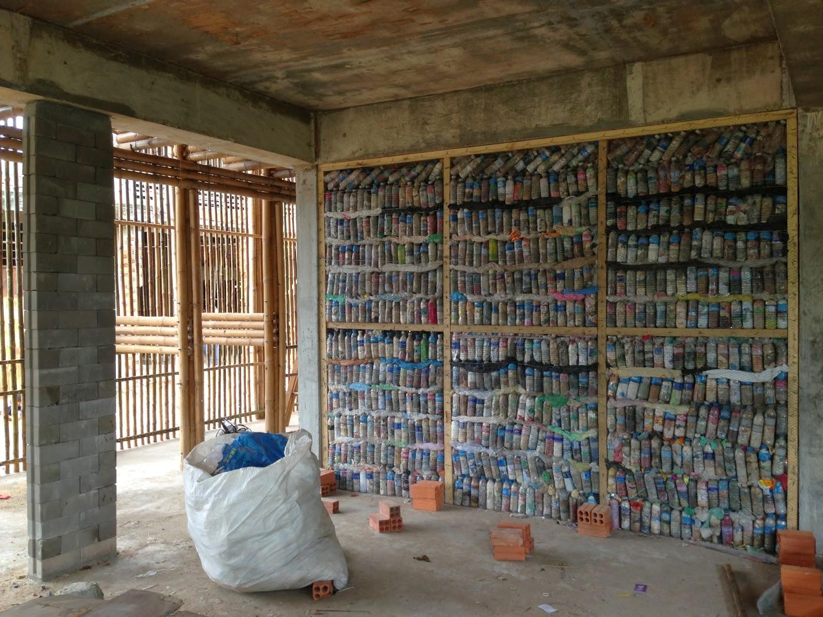 KOMITU: Building A Bottle Wall