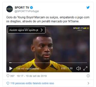 https://twitter.com/SPORTTVPortugal/status/1174764569203335169