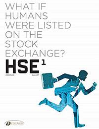 HSE - Human Stock Exchange Comic