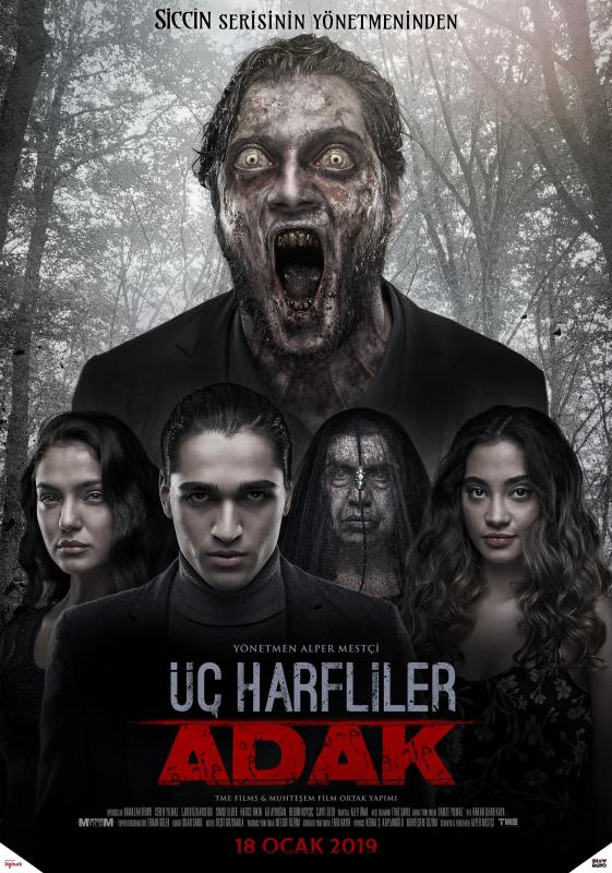 Nonton Download Film Uc Harfliler Adak (2019) Full Movie Sub Indo