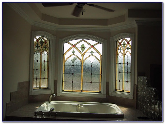 Best Stained GLASS WINDOW Treatment ideas