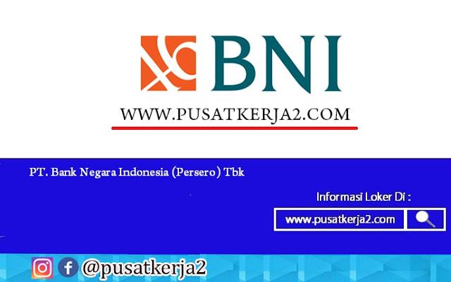 Loker Terbaru PT Bank Negara Indonesia (Persero) Oktober 2020