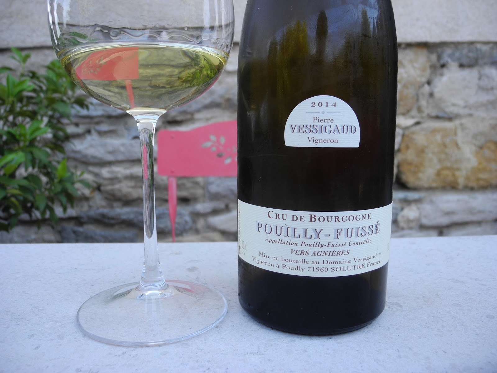 Pouilly-Fuisse Vers Asnieres