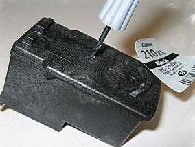 Perforación de cartucho