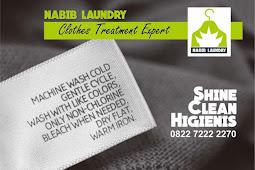 Lowongan Kerja Padang Oktober 2017: Nabib Laundry