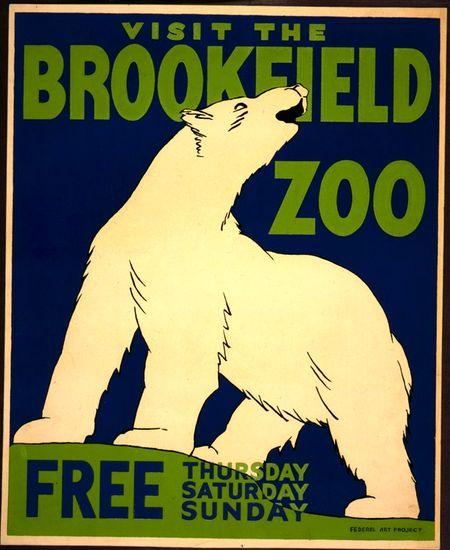 Brookfield Zoo, Unique Artificial Ecosystem