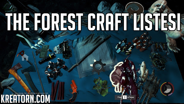 The Forest Craft