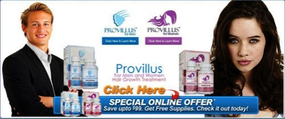 Provillus Hair Treatment for Men and Women