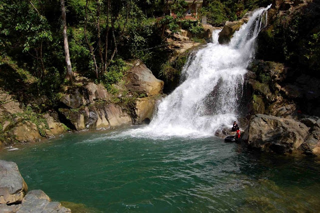 Air Terjun Suhom | Wonderful Indonesia