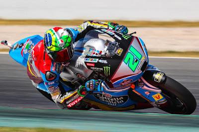 Klasemen Sementara Moto2 Usai GP Catalunya, Spanyol 2017