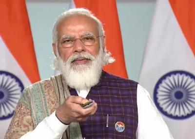 PM Modi inaugurates National Atomic Timescale through video conferencing