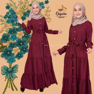 QUFAIRA DRESS