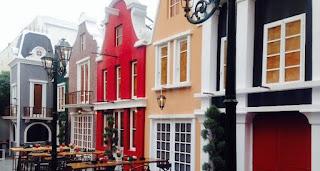 Μια ολόκληρη ολλανδική γειτονιά στο Χαϊδάρι -Αρχιτεκτονική και αέρας από τις Κάτω Χώρες
