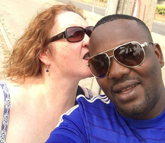 yomi fabiyi cheated on british wife