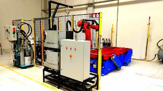 mastikleme robotu tara abb robotik otomasyon