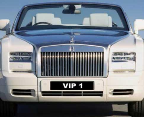 Plat Nomor Kendaraan VIP Khusus di Malaysia Mau Rilis Bro!