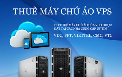 Thuê máy chủ ảo VPS là giải pháp tốt cho doanh nghiệp